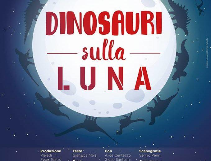 dinosauri sulla luna locandina